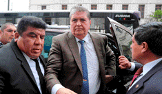 Defensa de Alan presentó allanamiento al pedido de impedimento de salida