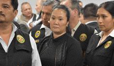 Keiko Fujimori rechaza prisión preventiva para Figari, Herz y Silva Checa