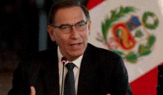 """Vizcarra: """"Pedimos a Migraciones y a la PNP que mejoren su control"""" [VIDEO]"""