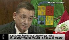 """Rolando Reátegui: """"el plan de Fuerza Popular era echarme la culpa"""" [VIDEO]"""