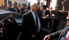 Embajador de Uruguay recibió documentación de la Cancillería