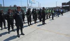 Tres mil policías resguardarán las votaciones en Segunda Vuelta y Referéndum en Áncash