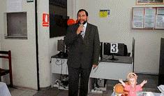 Apurímac: Baltazar Lantarón es el electo gobernador de la región