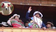Arequipa: Cáceres Llica cumplirá su promesa de subir al Misti este sábado