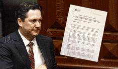 Congreso amplía la legislatura hasta el 30 de enero