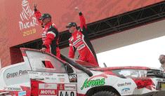Dakar 2019 EN VIVO: Sigue el recorrido de los pilotos peruanos que participan en el rally
