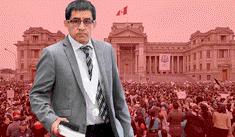 Concepción Carhuancho Plantón [EN VIVO] desde Palacio de Justicia