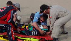 Dakar 2019: Stéphane Peterhansel estrelló su auto y abandonó en la penúltima etapa