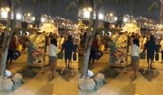 Aniego en SJL: cientos de moradores desesperados corren detrás de camión de agua [VIDEO]