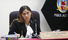 Sala Penal rechaza ataques contra jueza que reemplazará a Concepción Carhuancho