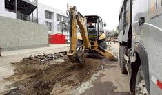 Sedapal inicia evaluación de tuberías en San Juan de Lurigancho