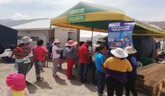 Tacna: Reniec entrega DNI gratis a damnificados por huaicos en Mirave [FOTOS]