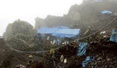 Puno: 3 mil mineros en peligro por deslizamientos en Ituata