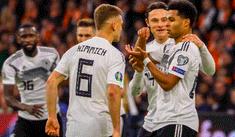 Alemania logró agónico triunfo ante Holanda por 3-2 en las Eliminatorias Euro 2020