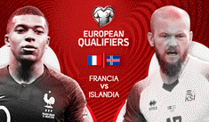 Francia vs Islandia EN VIVO: se enfrentan por las Eliminatorias Eurocopa 2020
