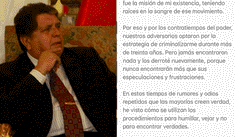 Última carta de despedida de Alan García a sus hijos