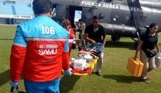 Accidente en Huacho: Heridos de gravedad serán trasladados a Lima
