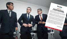 Lava Jato: Proética rechaza la intención política de desacreditar la investigación