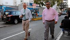 Familiares de PPK visitaron al expresidente en clínica donde está detenido