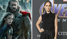 Avengers: Endgame: Natalie Portman asistió a premiere ¿Cuál será su misión en cinta?