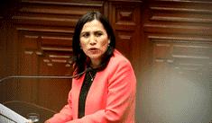 """Ministra Flor Pablo sobre reforma política: """"Tenemos que aprobarla este año"""""""