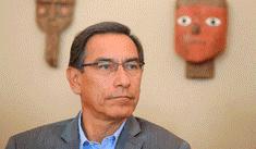 """Martín Vizcarra: """"No tengo ningún problema"""" con que se revise mi inmunidad [VIDEO]"""