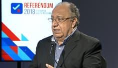 """Fernando Tuesta sobre la reforma política: """"Estamos en un momento crítico"""""""