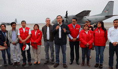 Martín Vizcarra viaja a la selva peruana: ''Es el sismo más fuerte de los últimos 12 años'' [VIDEO]