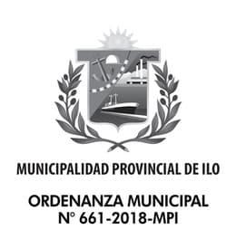 Suplemento Municipalidad Provincial de Ilo