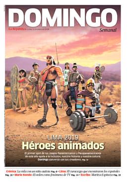Edición Impresa - Domingo - Dom 13 de Enero de 2019