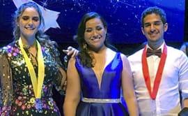 Delegación peruana triunfa en concurso internacional de talentos