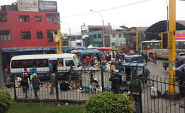 Cercado de Lima: vecinos no soportan más a cachineros