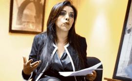 Asociación de periodistas condena pedido de sanción a reportera