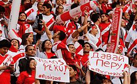 Vota aquí para que la hinchada peruana reciba un nuevo reconocimiento