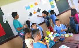 Invierten S/ 5 millones en programa educativo para más de 600 niños del Bajo Urubamba