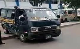Chiclayo: vehículo invade berma central para ocupar carril contrario [VIDEO]