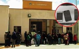 Pasco: mujer intentaba ingresar celulares a penal de máxima seguridad