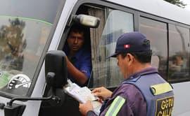 Callao: descuento en papeletas de tránsito se ampliará hasta fin de mes