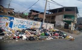 VMT:  piden declarar en emergencia sanitaria a calles del distrito [FOTOS Y VIDEOS]