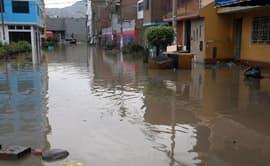 La Molina: habilitan centros de acopio para ayuda a damnificados