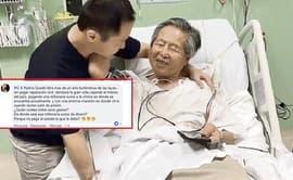 Ciudadanía exige que Alberto Fujimori sea trasladado a prisión cuanto antes
