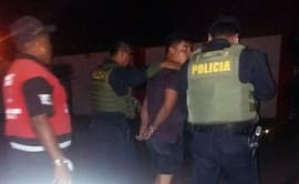 Callao: ex trabajador intentó robar Palacio Municipal [FOTOS Y VIDEO]