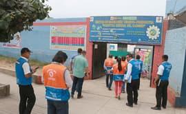 San Miguel: encuentran instalaciones eléctricas en mal estado en colegios públicos