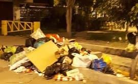 Comas: calles llenas de basura y olores nauseabundos