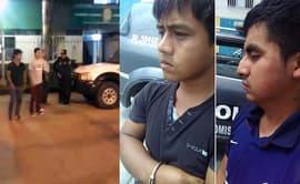 Cañete: estudiantes arrestados durante protesta fueron liberados [VIDEO]