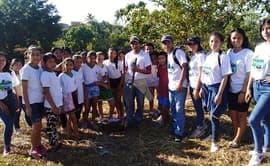 Ucayali: siembran 100 plantas para proteger el Medio Ambiente