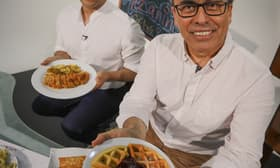 """José Pérez & Néstor Valdivia: """"Queremos que nos consideren más que una cafetería"""""""