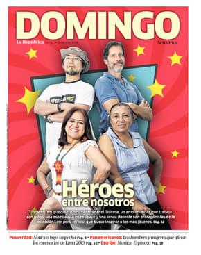 Edición Impresa - Domingo - Dom 14 de Abril de 2019