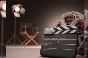 Opción profesional: ¿Es rentable estudiar cine en el Perú?