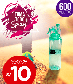 Tomatodo + spray sumo 600 ml